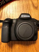 Canon EOS 6D Digital SLR Camera Body - Lightly Used - FAST SHIPPING