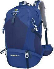 NEVO Rhino 40L Internal Frame Hiking Backpack, Waterproof Camping Backpacking Da