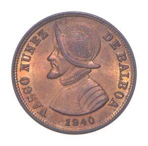 Better - 1940 Panama 1 1/4 Centesimos *477
