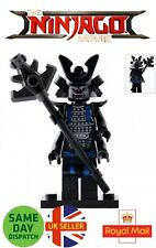 Ninjago Lord Garmadon Mini Figure 4 Arms Staff Four Ninja Spinjitzu UK Seller