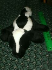 """Hand / Glove Puppet ~ SKUNK ~ Plush ~ CALTOY ~ Approximately 15"""" ~ NEW ~"""