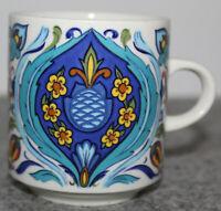 Izmir 73 Kaffeetasse / kleiner Becher 7,7 cm Höhe Villeroy & Boch