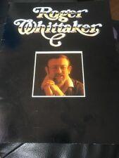 Roger Whittaker - 1978 Canadian TOUR PROGRAM