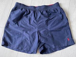 Ralph Lauren,Navy,Xlarge Swimming Shorts..Great Condition