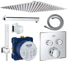 GROHE SmartControl Unterputz Thermostat, Jowi 400mm Kopfbrause XXL A36-400