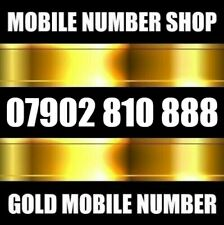 GOLD VIP DIAMOND PLATINUM BUSINESS MOBILE PHONE NUMBER SIM CARD 888