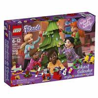 New LEGO Friends Theme 41353 Christmas Advent Calendar Building Toy Set