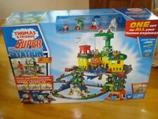 Thomas & Friends Super Station Playset Nib