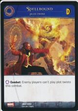 DEF-023 SPELLBOUND 2015 Upper Deck Marvel VS System DEFENDERS DR STRANGE