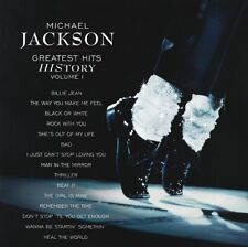 Michael Jackson - Greatest Hits - HIStory Volume I - CD