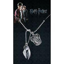Officially Licensed Harry Potter Gryffindor Dog Tag Pendant Necklace