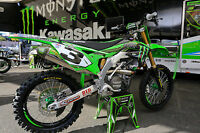 Factory Kawasaki Eli Tomac Rep Graphics Kit KX 65 85 2017 2018 2019 All Years