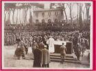 1931 Rome Italy Blackshirts Celebrate Founding Militia Original Press Photo