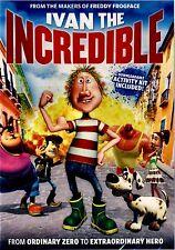 NEW CHILDREN'S  DVD // IVAN THE INCREDIBLE // 80 min //
