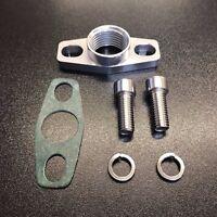 "Turbocharger Oil Drain Return Flange GT25 GT2870R GT2871R GT2876R Turbo 1/2"""