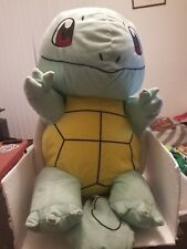 "Pokemon Squirtle 20"" Plush Toy Factory Large Big  Turtle Plush"