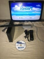 Nintendo Wii Console Bundle Games System Tested Gamecube Compatible