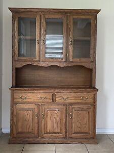 kitchen hutch cabinet