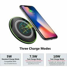Rapid Wireless Charger for Apple iPhones and For other Android Phones