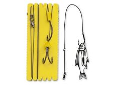 Black Cat Bouy And Boat Ghost Single Hook Rig 140cm L-XL Catfish Rigs Leader