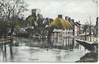 RINGWOOD - Hampshire Postcard (1.96)