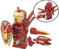 New Lego Custom Iron Man Mark50 Collection Avengers Marvel DC End Game Movie