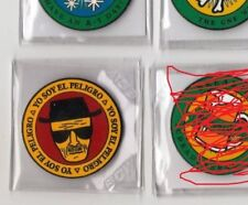 BREAKING BAD LIMITED EDITION CHALLENGE BARREL COIN  CREW SEASON