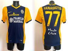 Panagiotis Hellas Verona maglia indossata Serie A 2014 2015 match worn shirt
