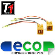 Citroen Saxo VTS VTR 1996 - 2003 Car Speaker Wire Adaptor Plug Lead Connectors