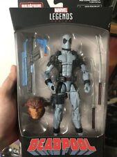 "Marvel Legends Deadpool X-FORCE Action Figure 6"" - BAF Sasquatch Piece Included"