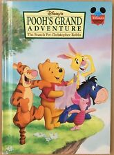 Walt Disney Pooh's Grand Adventure The Search for Christopher Robin HB Book