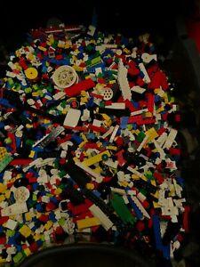 LEGO (3 kg) Konvolut; gebraucht,