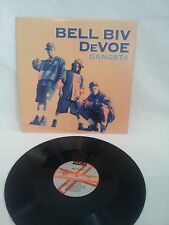 BELL BIV DEVOE - GANGSTA - 1991 COLLECTIBLE 12' SINGLE -