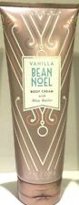 1 Vanilla Bean Noel Bath & Body Work Body Cream 24 hour moisture shea aloe