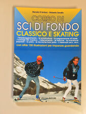 Corso di sci di fondo classico e skating di D'Antoni - Serafin De Vecchi 1997