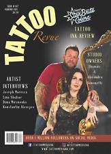 Tattoo Revue Magazine Issue 187