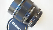Olympus M.Zuiko Digital ED 75 mm F/1.8 ED Objektiv - 12 Monate Gewährleistung