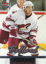 05-06 FLEER ULTRA ROOKIE RC #238 KEITH BALLARD COYOTES *2482