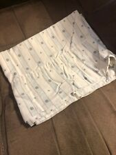 Rare Ralph Lauren Indochine Dobby Stripe Standard Pillowcase Asian Chinoiserie