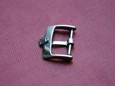 VINTAGE 16mm Rolex in Acciaio Inox Orologio Cinturino e fibbia