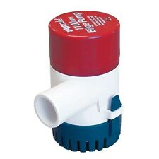 RULE 1100 GPH BILGE PUMP FOR BOATS - 12V