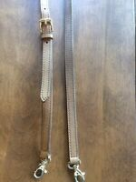 fossil purse replacement strap light brown tan
