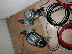 1 Paar Truma Mover XT- Motor mit Kabelbau für Wohnwagen Rechts und Links