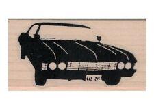 Mounted Rubber Stamp, Impala, Muscle Car, Supernatural, Metallicar, Chevrolet