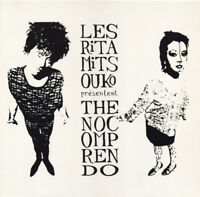Les Rita Mitsouko Presentent The No Comprendo Vinyl LP 1987 Virgin Records USA