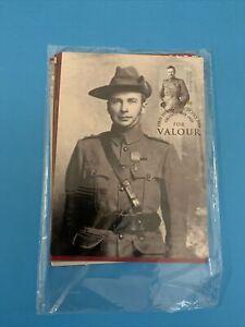 2000 - MAXI CARDS -  FOR VALOUR (Centenary of 1st Australian VC) - 5v sealed set