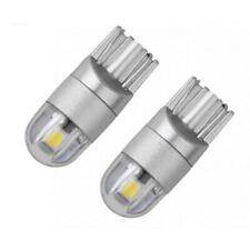 4x Osram T10 W5W 168 2 LED 6000K Car interior Reading Light 12V DC White Lamp UK