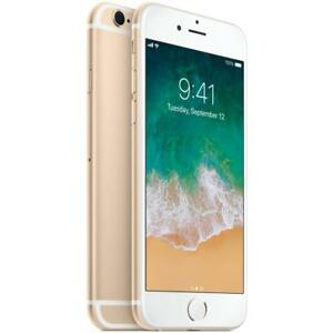 Apple iPhone 6S - 128GB - Gold (Factory GSM Unlocked AT&T / T-Mobile) Smartphone