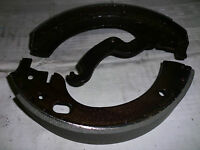 Bremsbackensatz mit Belag für Lloyd Vorderrad 160 x110 x3