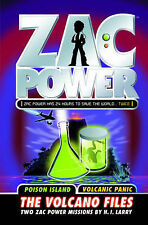 Fiction Books for Children Zac Powers in English